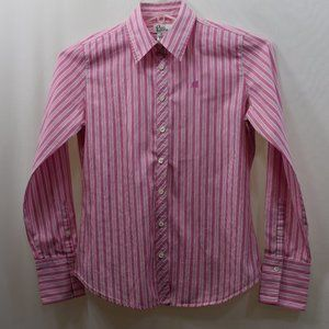 LILLY PULITZER LONG SLEEVES BUTTON DOWN SHIRT